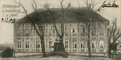 Vortrag: Die Geschichte des Rittergutes Lindstedt in der Altmark