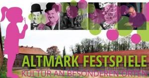 Altmark Festspiele - Stummfilmkonzert für die ganze Familie